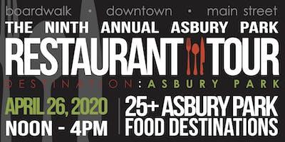 Asbury Park Restaurant Tour