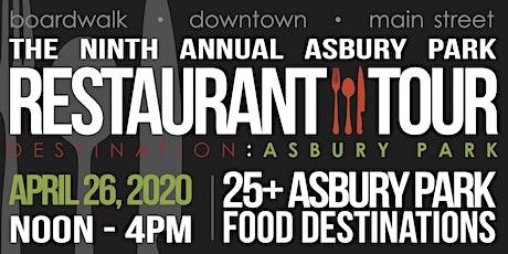Asbury Park Restaurant Tour tickets