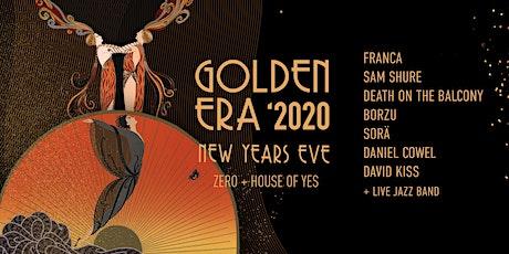 Golden Era: New Year's Eve 2020 tickets