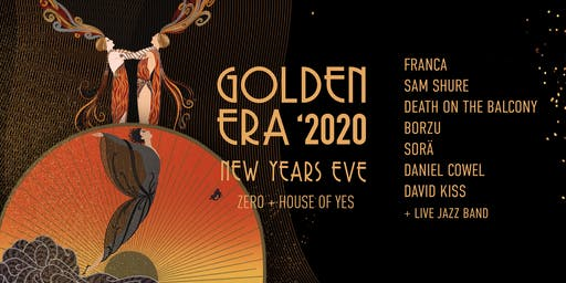 Golden Era: New Year's Eve 2020