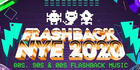 FLASHBACK NYE 2020 - OPEN BAR tickets