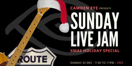 Sunday Live Jam tickets