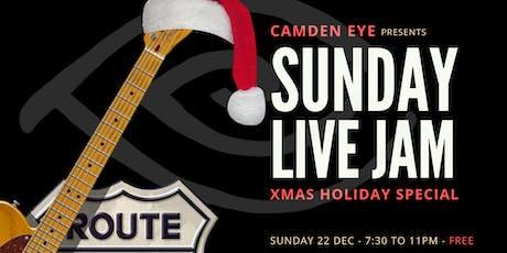 Sunday Live Jam tickets