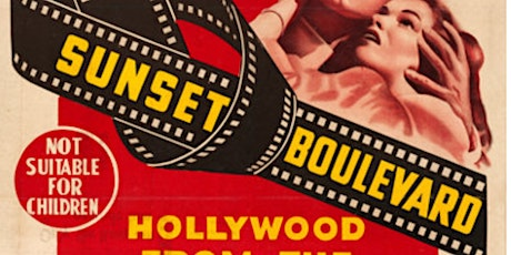 Free Movie (incl. Popcorn & A Drink) – Sunset Blvd tickets