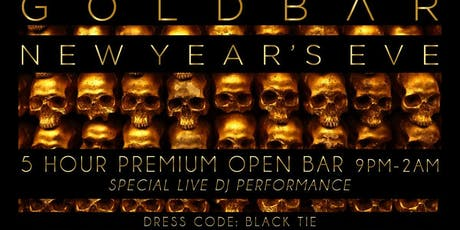 GoldBar tickets