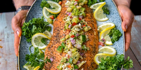 Smoking Seafood: A Smoked BBQ Class with Andy Husbands tickets