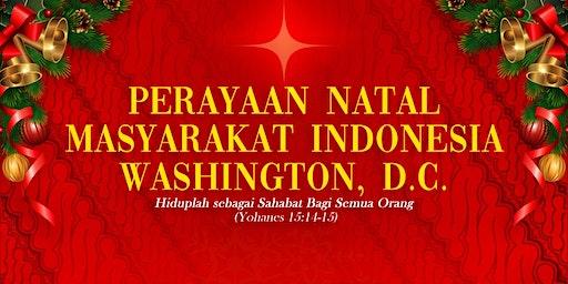 Perayaan Natal Bersama Masyarakat Indonesia Washington, D.C.