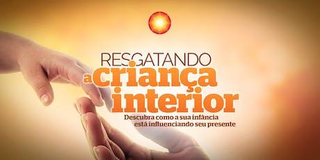 RESGATANDO A CRIANÇA INTERIOR com Fanny Van Laere/ Teresópolis-RJ/ Brasil ingressos