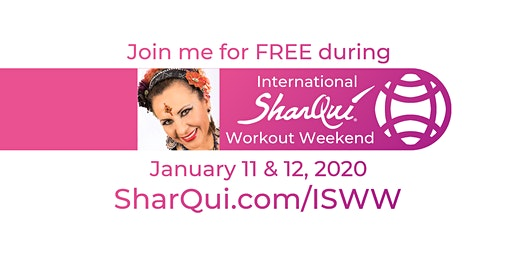 International SharQui Workout Weekend with Diana