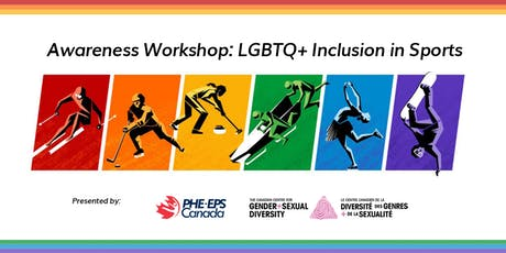 Awareness Workshop: LGBTQ+ Inclusion in Sports tickets