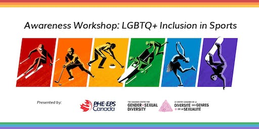 Awareness Workshop: LGBTQ+ Inclusion in Sports