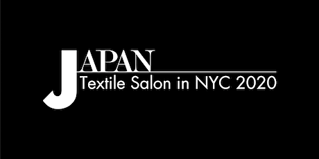 Japan Textile Salon in NYC 2020 tickets