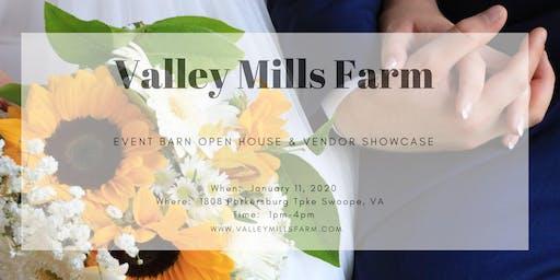Event Barn Open House & Vendor Showcase