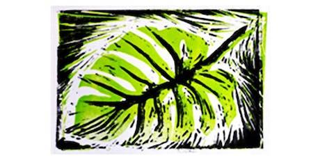 Beginners' Art Class - Learn To ... Linoprint tickets