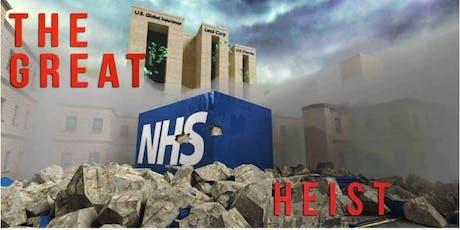 Film Screening of The Great NHS Heist tickets