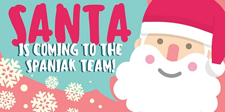 Santa Claus is Coming to the Spaniak Team - eXp Realty tickets