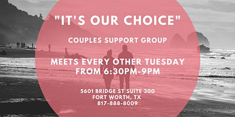 Couples Support Group tickets