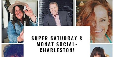 Super Saturday & Monat Social - Charleston! tickets