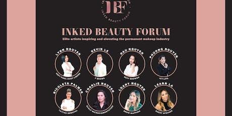 Inked Beauty Forum 2019 tickets
