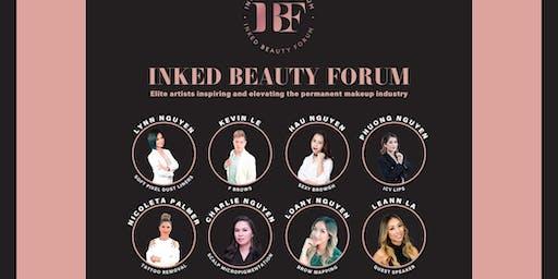 Inked Beauty Forum 2019