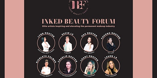 Inked Beauty Forum 2019