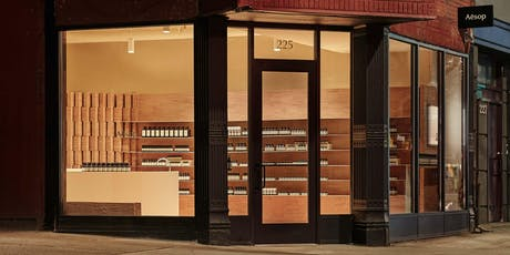 Aesop Shopping Event - Park Slope  tickets