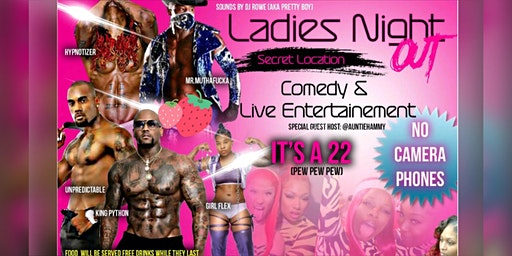 Detroit Ladies Night Comedy Show