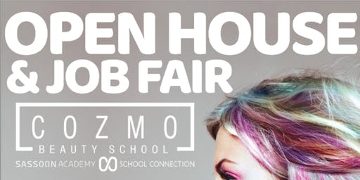 Cosmetology School Open House & Job Fair
