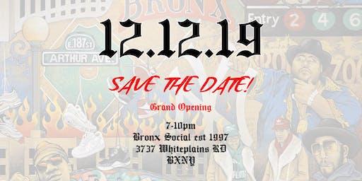 BRONX Social Grand Opening