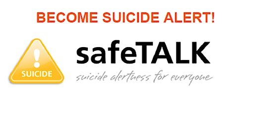 safeTALK- Suicide Alertness Training