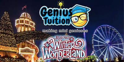 Genius Tuition Winter Wonderland