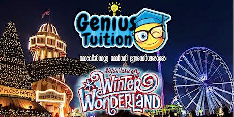 Genius Tuition Winter Wonderland tickets