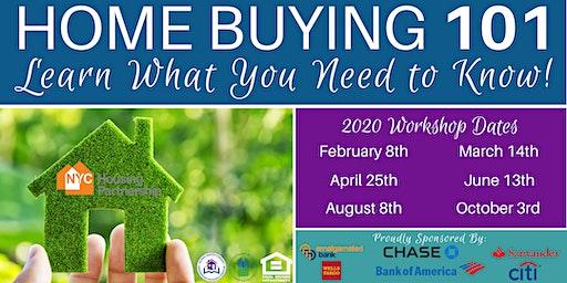 Housing Partnership Homebuyer Education Class 2020