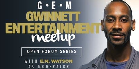 Gwinnett Entertainment Meetup (G.E.M.) tickets