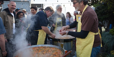 Sonrisas 6th Annual Cooking for a Cause Paella Demonstration and Benefit Dinner tickets
