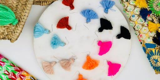 Art Lab | Earring Making with Amanda Perna