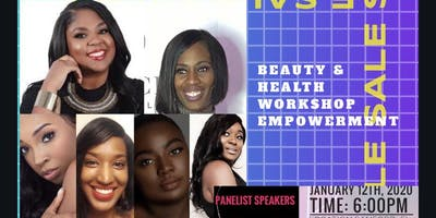 Beauty & Health Women Workshop  Empowerment