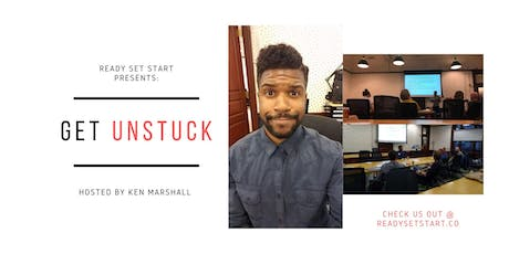 "Get Unstuck Workshop: Go From ""Stuck"" To ""F$#!"" Yeah In One Afternoon tickets"