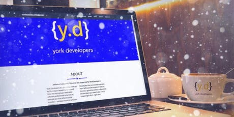 YorkDevelopers Christmas Meal 2019 tickets