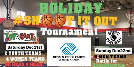 Holiday ShootItOut Basketball Tournament (Toy /Coat/ Donation ) tickets