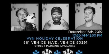 Venice Youth Network Holiday Celebration tickets