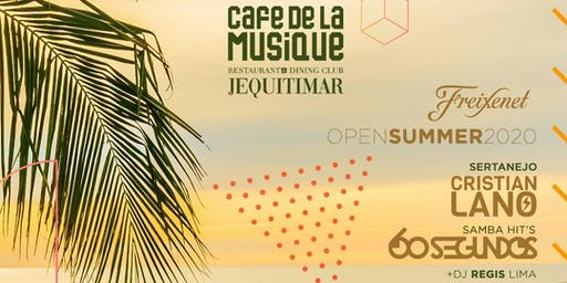 Cafe de la Musique Jequitimar