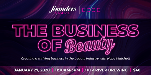 EDGE | The Business of Beauty