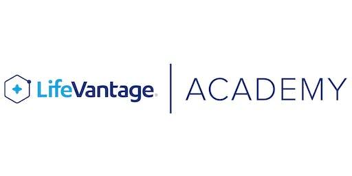 ONLINE LifeVantage Academy - DECEMBER 2019
