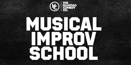 Improvised Musical II (Winter 2020, FOUR WEEK COURSE) tickets