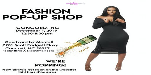 Edgy Gal Boutique Pop-Up
