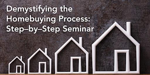 Demystifying The Homebuying Process ***FREE Seminar!!! Sat 12/14, 11am-1pm @Keller Williams