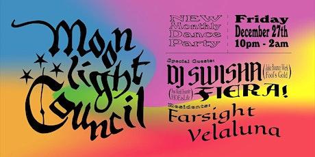 MLC #5 w/ DJ Swisha, Fiera!, Farsight & Velaluna tickets