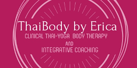 ThaiBody by Erica December Goodies Event-Integrated Energy Session tickets