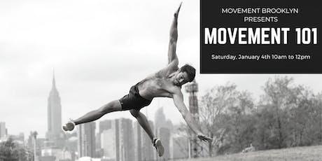 Movement 101 tickets